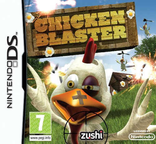 Chicken Blaster (Nintendo DS)