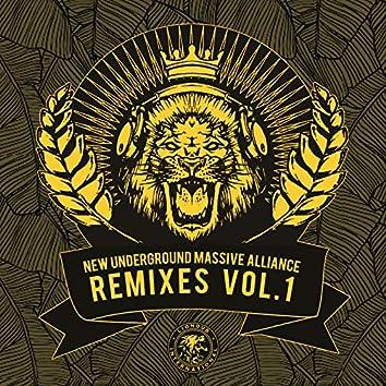 New Underground Massive Alliance Remixes, Vol. 1