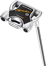 TaylorMade 2018 Spider Interactive Putter (SuperStroke, L Neck, Right Hand, with Sightline, 33 Inches)