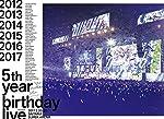 5th YEAR BIRTHDAY LIVE 2017.2.20-22 SAITAMA SUPER ARENA(完全生産限定盤)(Blu-Ray)