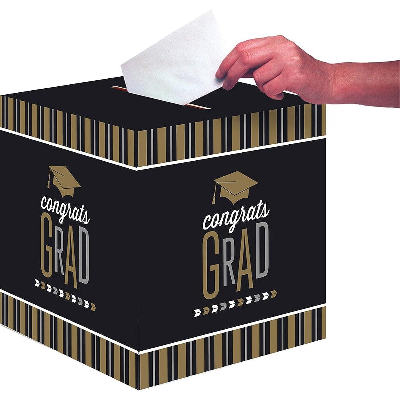 Creative Converting Congrats Grad Card Box