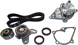 DNJ TBK122WP Timing Belt Kit with Water Pump for 1996-2011 / Hyundai, Kia/Accent, Rio, Rio5 / 1.5L, 1.6L / DOHC / L4 / 16V / 1495cc, 1599cc, 1600cc / VIN C, VIN N