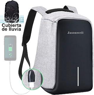 Jasonwell Mochila para Portatil Mochila Laptop Impermeable