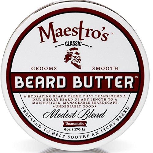 Maestro's Classic Modest Beard Butter