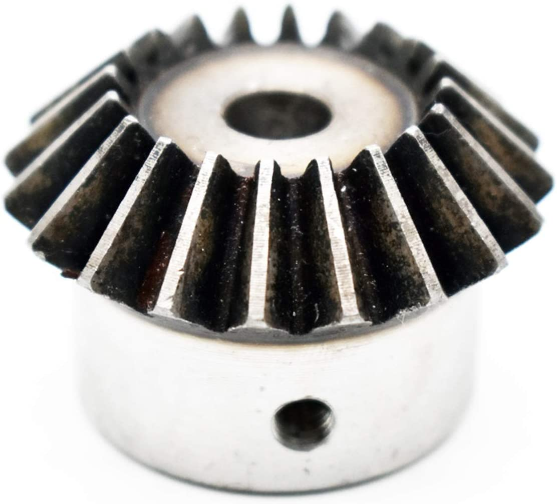 TONGCHAO Tchaogr 12mm 1:1 Metal Bevel 20 Sales of SALE items from new works Gears Module In Teeth Max 54% OFF 2