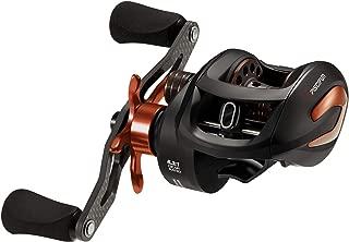 Piscifun Phantom X 6.3:1 Baitcasting Fishing Reel, 18lb Carbon Fiber Drag, Carbon Reel Handle, Ultra Smooth Baitcaster