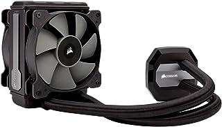 Corsair CW-9060024-WW Hydro Series H80i V2 120 mm High Performance All-In-One Liquid CPU Cooler - Black