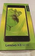 لينوفو K8 نوت بشريحتي اتصال - 64 جيجا، 4 جيجا رام، الجيل الرابع ال تي اي، اسود