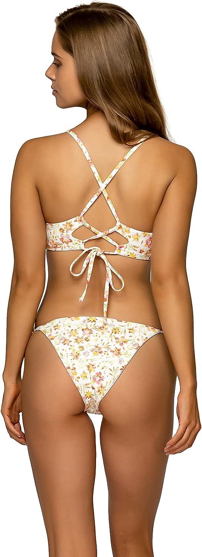 Swim Systems Holly Tie Side Bikini Bottom Swimsuit