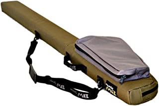 BW Sports Spinning Rod & Reel Case for (7 ft.) 2-Piece Spinning or Baitcasting Rods with Large Guides - RC-3070