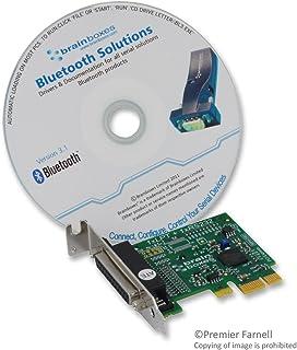 Brainboxes Parallel Port Printer Low Profile PCI Express Card