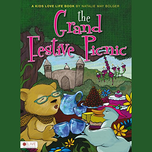 The Grand Festive Picnic audiobook cover art