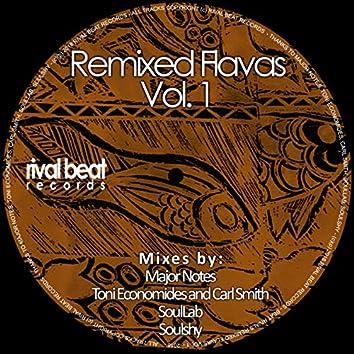Remixed Flavas, Vol. 1