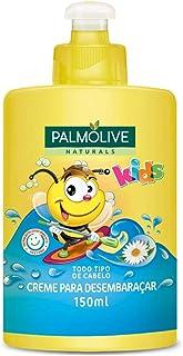 Creme de Pentear para crianças Palmolive Kids Todo Tipo de Cabelo 150ml