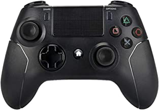 $49 » YTKJ Wireless Game Controller Compatible with Playstation 4 System, for PS4 Console with Double Shock and Charging Cable B...