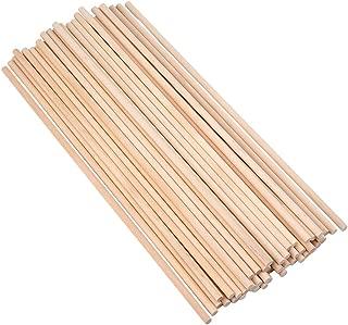 SNG255 Snug Fastener 100 Qty 1//4 X 1 Fluted Birch Wooden Dowel Pins
