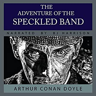 The Speckled Band cover art
