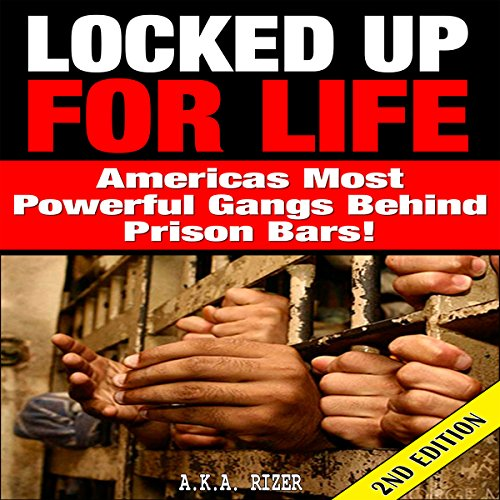 Locked Up for Life 2nd Edition audiobook cover art