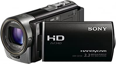 Best sony camcorder cx 130 Reviews