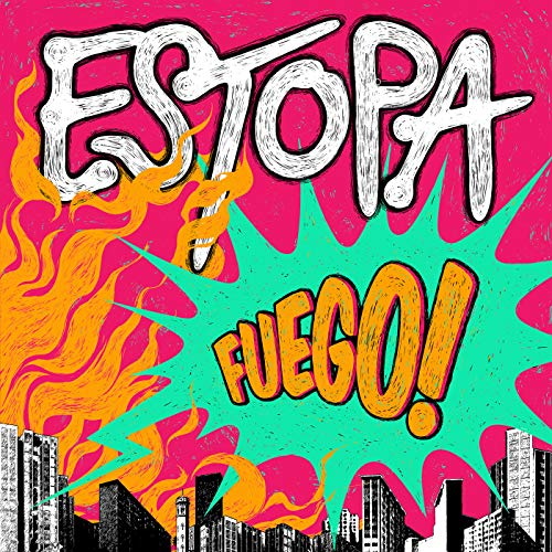 Streaming del grupo Estopa, 'Fuego'