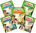 INABA Churu Lickable Wet Treat for Dogs Chicken Variety Pack 40 Tubes