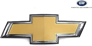 GM Genuine 84069487 Illuminated Bowtie Emblem, Gold