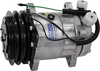 sanden ac compressor oil capacity