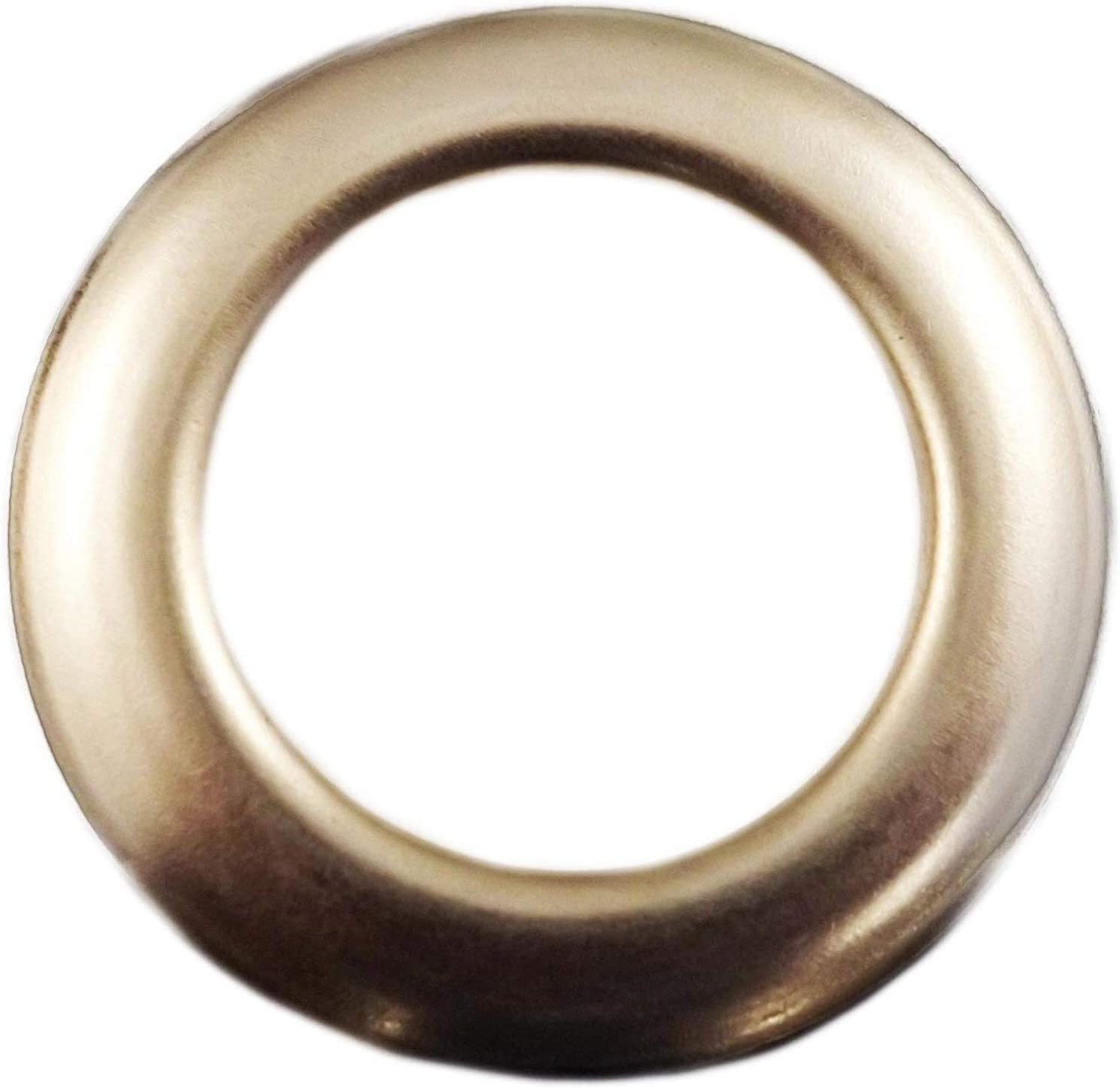supreme Large Nickel ! Super beauty product restock quality top! Metal Curtain Drapery 9 Supplies Hardware #12-1 16