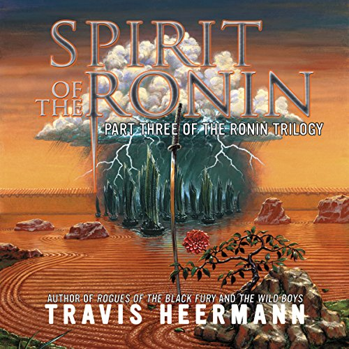 Spirit of the Ronin audiobook cover art