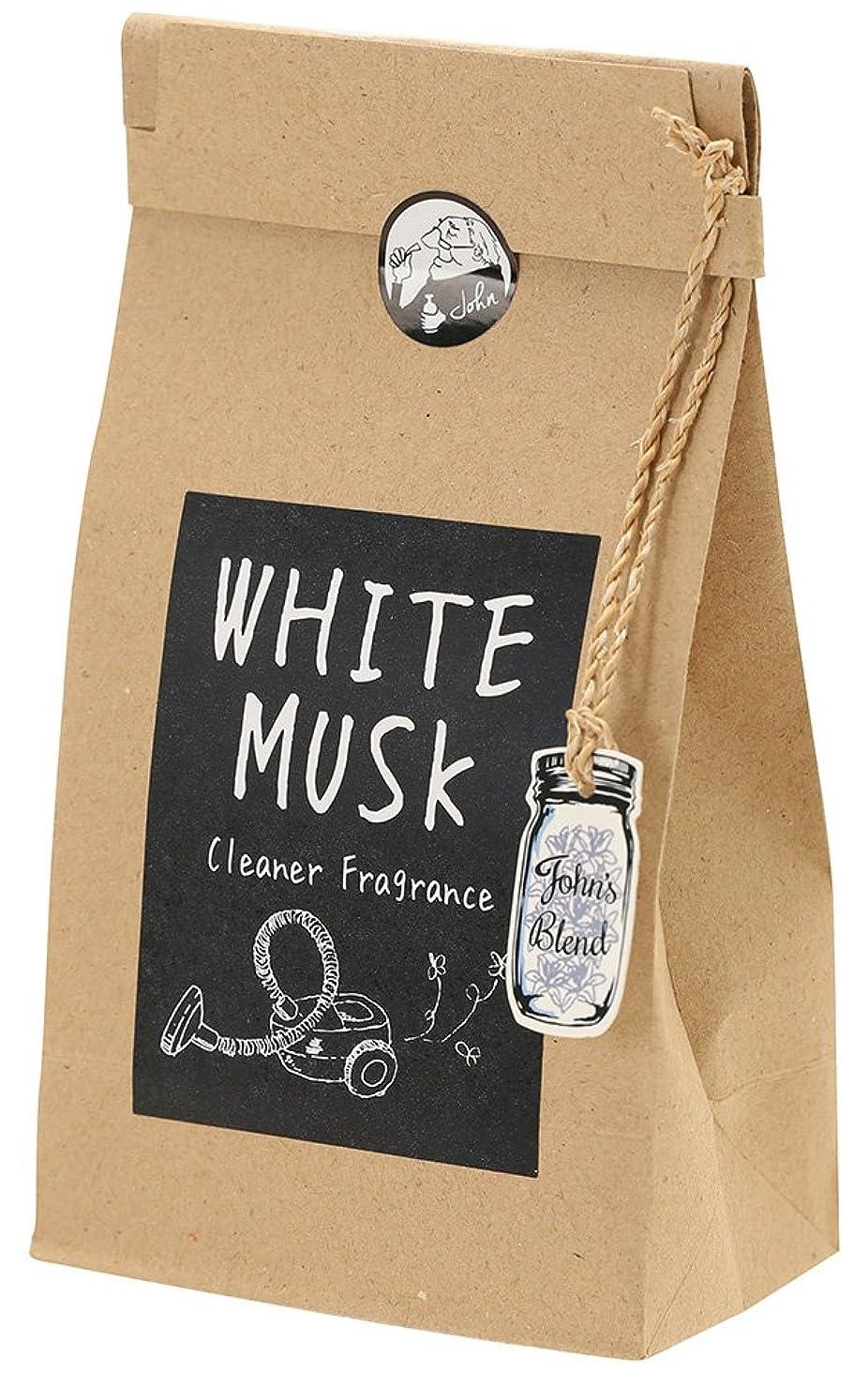 マングル誘惑するシュリンクノルコーポレーション John's Blend ルームフレグランス チップ ホワイトムスクの香り 56g OA-JON-3-1