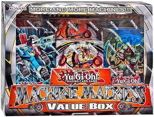 of yugioh card decks dec 2021 theres one clear winner Yu-Gi-Oh Machine Madness Value Box 3 Structure Deck + 3 Jumbo Card (Cyber Dragon Revolution Machina Mayhem Machine Revolt)