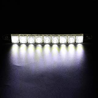 Universal 9 Leds Universal Luxury Silicone Gel Daytime Running Lights Lasting Life New And High Quality Hot Selling