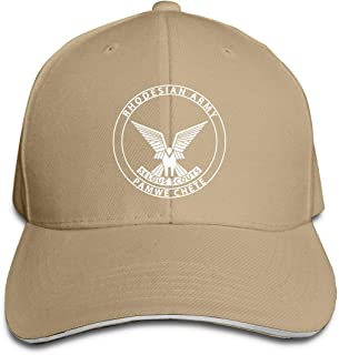 Selous Scouts Adjustable Baseball Caps Vintage Sandwich Hat