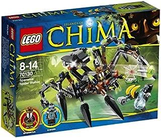レゴ (LEGO) チーマ スパラタスのスパイダー・ウォーカー 70130