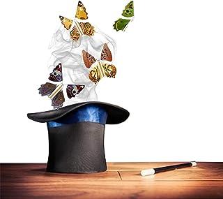 飛び出すちょうちょ 飛ぶ妖精 手品グッズ 結婚披露宴のための本のグリーティングカードの本の蝶