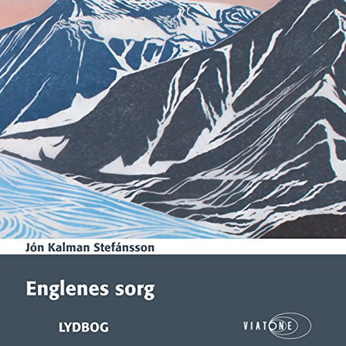 Englenes sorg audiobook cover art