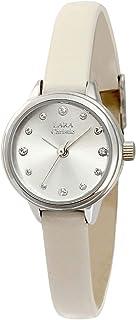[ララクリスティー] LARA Christie ウォッチ 腕時計 レディース Monaco モナコ クリスタル アイボリーホワイト lw03-0001-w