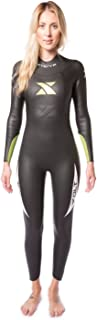 Xterra Wetsuits - Women's Volt Triathlon Wetsuit - Full Body Neoprene Wet Suit (3mm Thickness) | Designed for Open Water Swimming - Ironman & USAT Approved