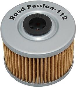 Road Passion High Performance Oil Filter for KAWASAKI KL250 SUPER SHERPA 97-98 00-07 09-10 KLX250 D-TRACKER 98-99 01-07 D-TRACKER X 08-09 KLX250S 06 07 09 12-14
