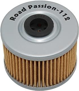Road Passion High Performance Oil Filter for KAWASAKI KSR110 02-11 KLX110 02-16 KLX140 08-16 KLX250 90-92 KLX250R 91-97