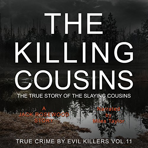 The Killing Cousins audiobook cover art
