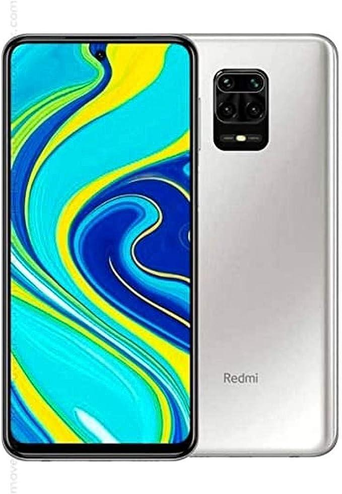 Xiaomi Redmi Note 9s Smartphone 16 94cm 6 67zoll Fhd Dotdisplay 6gb Ram 128gb Rom Snapdragon 720g 48mp Ai Quad Kamera 5020mah Batterie 18w Schnellladung Dual Sim Weiß Elektronik