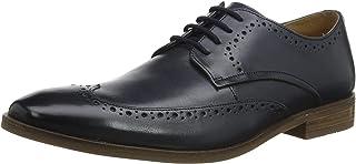 Clarks Stanford Limit, Zapatos de Cordones Derby Hombre
