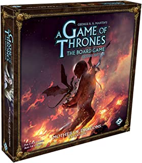 Fantasy Flight Games FFGVA103 A Game of Thrones: Mother of Dragons Expansion Board Game