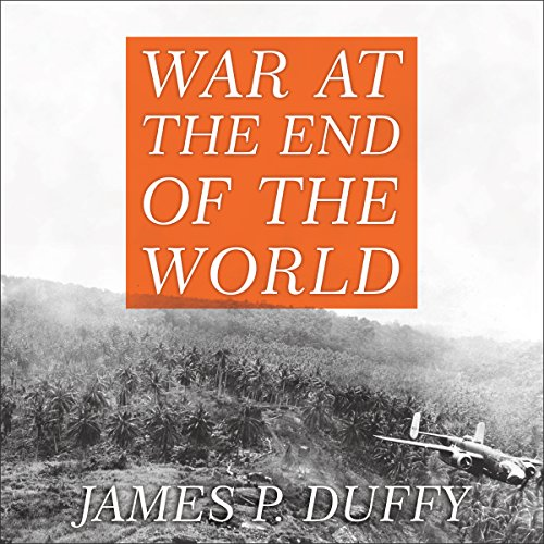 War at the End of the World audiobook cover art