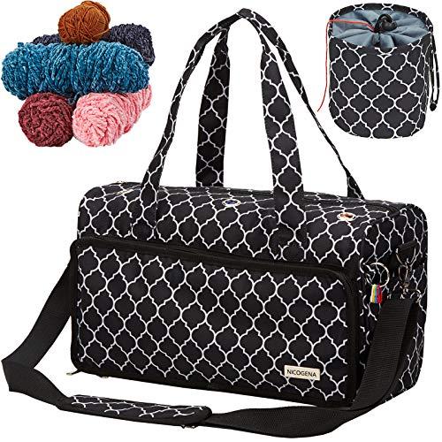 Large Capacity Yarn Organizer Bag
