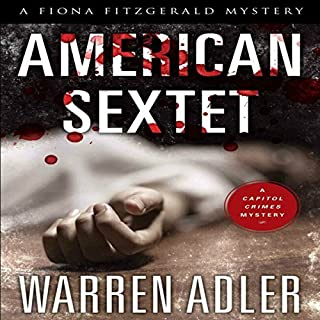 American Sextet audiobook cover art