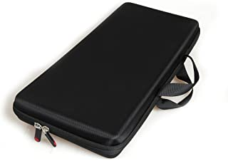 Hermitshell Hard EVA Travel Storage Carrying Case Cover Bag Fits Logitech Wireless Illuminated Keyboard K800