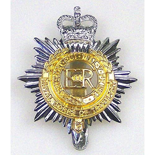 RCT Lapel Badge Royal Corps of Transport