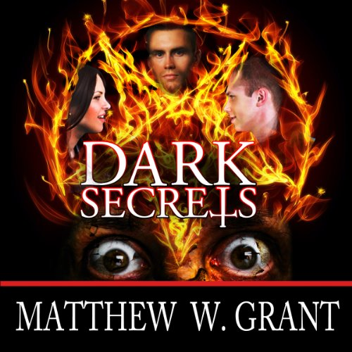 Dark Secrets audiobook cover art